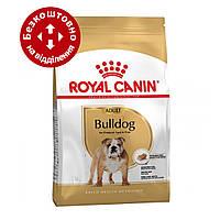 Royal Canin Bulldog 12кг - корм для Английских бульдогов
