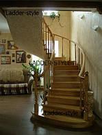 Лестницы бетонные для дома Кременчуг