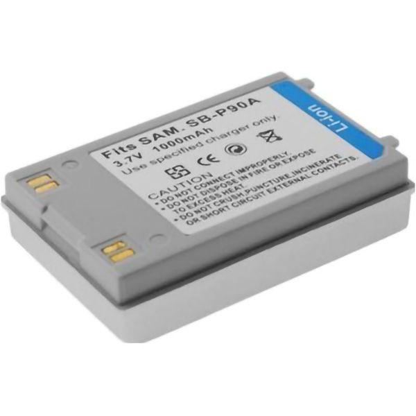 Аккумулятор для видеокамеры Samsung SB-P90 (1000 mAh)