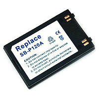 Акумулятор для фотоапарата Samsung SB-P120A (1200 mAh)