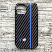 Чехол BMW M Series для Apple iPhone 12 Pro/ 12