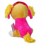 М'яка іграшка Щеня рожевий кокер-спанієль арт.00112-121, фото 7