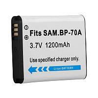 Акумулятор для фотоапарата IA-BP70A (1200 mAh)