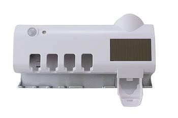 Дозатор-стерилизатор для зубной пасты и щеток PRC Toothbrush Sterilizer - W-020 (EL-1174)