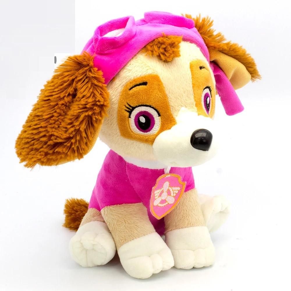 М'яка іграшка Щеня рожевий кокер-спанієль арт.00112-121