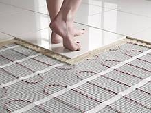 Тепла електрична підлога