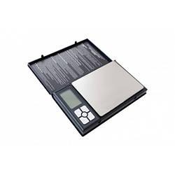 Ювелірні електронні ваги 0,1-2000 гр 1108-5 notebook