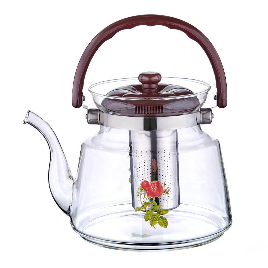 Чайник заварювальний 2.4 л 116