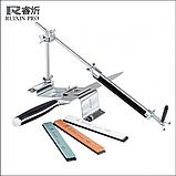 Точилка для ножей профессиональная, нержавейка, 4 камня Ruixin Pro III, фото 2