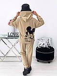 Спортивний костюм жіночий з Міккі Маусом 24-1417, фото 6