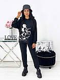 Спортивний костюм жіночий з Міккі Маусом 24-1417, фото 3