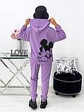 Спортивний костюм жіночий з Міккі Маусом 24-1417, фото 5