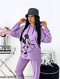 Спортивний костюм жіночий з Міккі Маусом 24-1417, фото 9