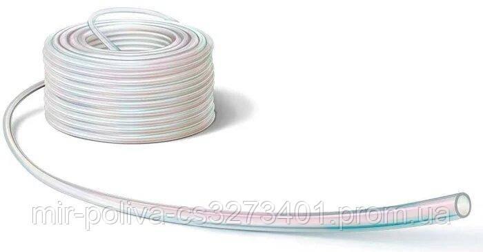 Шланг пищевой Symmer Сrystal внутренний диаметр 8 мм, толщина стенки 1 мм, 100 м