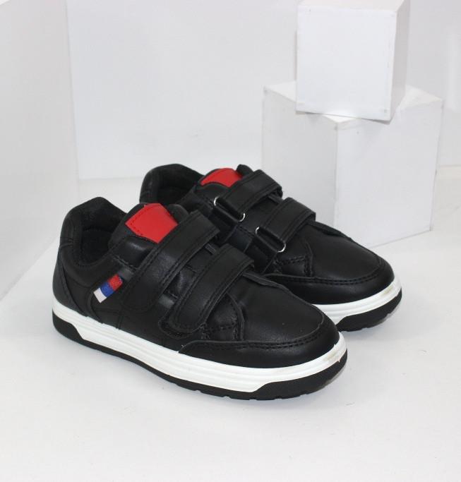 Кросівки для хлопчика на двох липучках 30-34