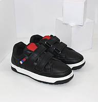 Кросівки для хлопчика на двох липучках 30-34, фото 1