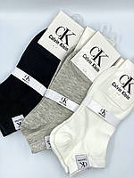 Носки женские Calvin Klein Кельвин Кляйн Демисизон