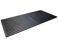 Чугунная решетка для гриля 320x720 мм