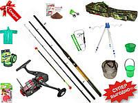 Рыболовный фидерный набор Kaida, подарочные наборы для рыбалки, универсальный набор для рыбалки, набор рыбака!