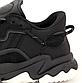 Женские кроссовки Adidas Ozwееgо (черный) К12423 спортивная весенняя обувь на пене, фото 10