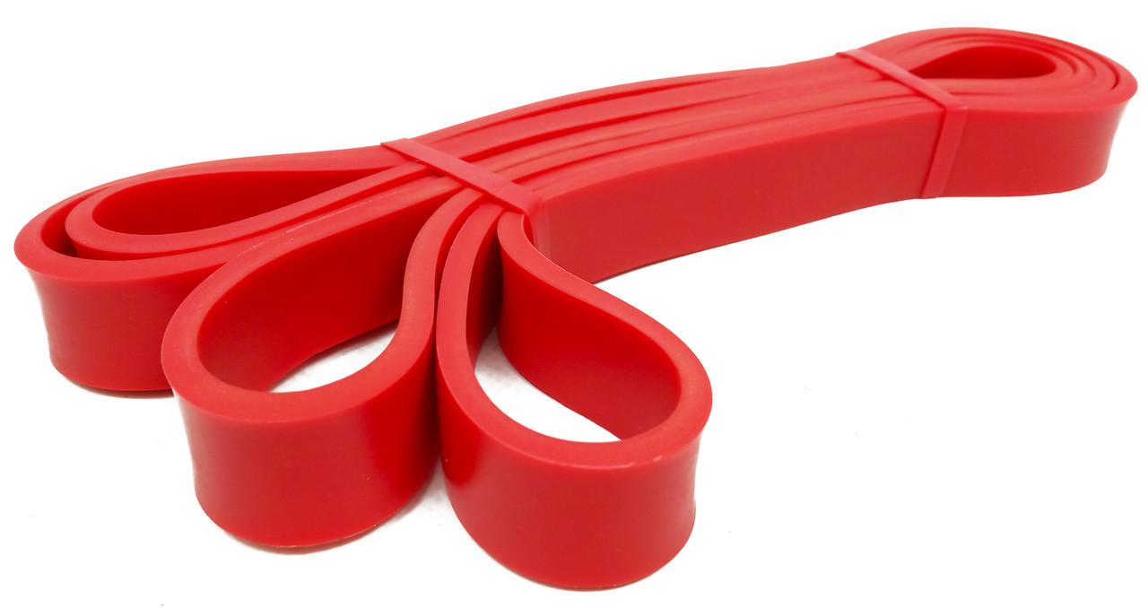 Гума для фітнесу 6-31 кг червона. Гумовий Еспандер для спорту