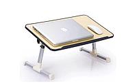 Столик подставка для ноутбука Multi-function Laptop Desk А8 раскладной