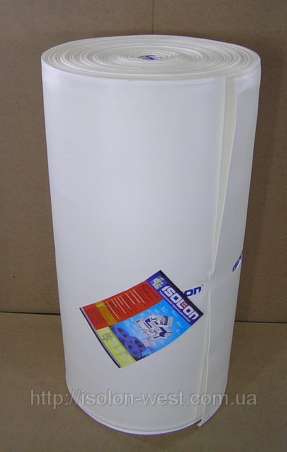 Тепло-, шумоизоляция ISOLON 500 3003, Изолон ППЭ 3мм