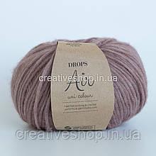Пряжа Drops Air Mix (колір 08 light pink)