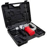 Перфоратор SDS plus 1100 Вт, 850 об/мин, 4100 уд/мин, 3 режима, L-образная компоновка INTERTOOL DT-0182, фото 4