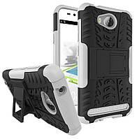 Чехол Armor Case для Huawei Y3 II White