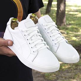 Кеды white