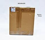 Шкаф 12U, 600x600x640мм (Ш * Г * В), эконом, акриловое стекло, серый, фото 7