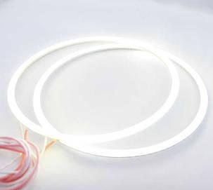 Светодиодные кольца (ангельские глаза) 120-110мм COB суперяркие, фото 2