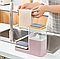 Кухонный органайзер с дозатором мыла (геля для мытья посуды), фото 2