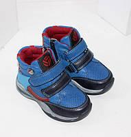 Весенние детские ботинки 21-26, фото 1