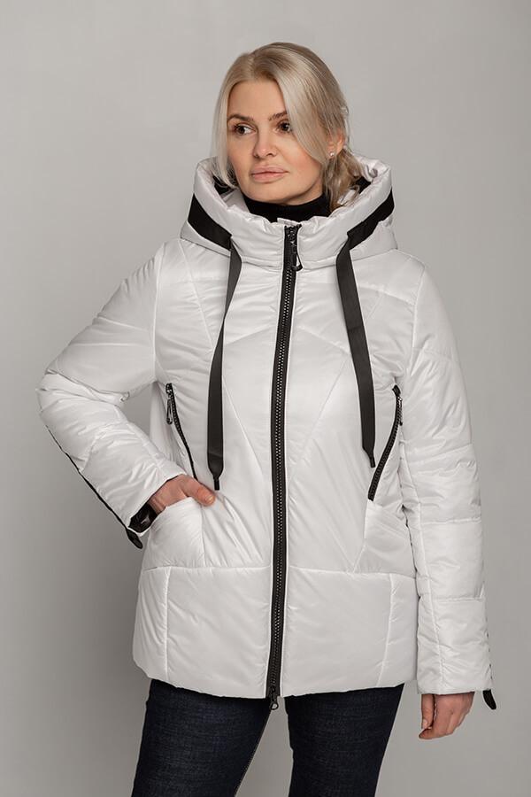 Красива БАТАЛЬНА демісезонна куртка 46-60 розмір 2021
