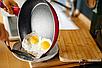 Набір посуду з мармуровим покриттям Bohmann BH 40 - Red/Black, фото 7