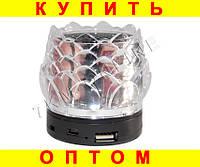 Портативный динамик AU-238/LT01 (USB+TF+радио)