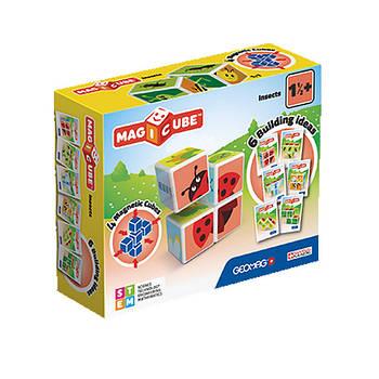Магнітні кубики для дітей від 1 року