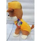 Мягкая игрушка щенок желтый арт. 00112-129, фото 4