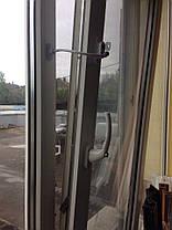 Захист від дітей, трос обмежувач відкривання вікна сірий, Туреччина, Пенкид сірий колір, PENKID, фото 3