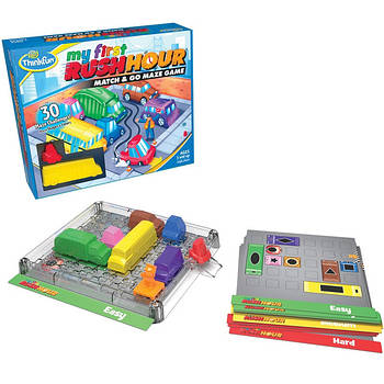 Настольные игры-головоломки для детей