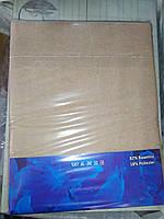 Простынь на резинке на матрас 90х200 см