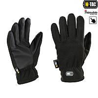 Рукавички M-Tac Fleece Thinsulate XL чорний (90309002-XL)