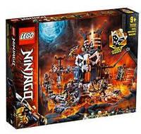 Конструктор LEGO Ninjago Подземелье колдуна-скелета(71722)