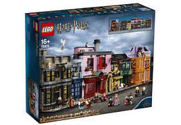 Конструктор LEGO Harry Potter Косой переулок (75978)