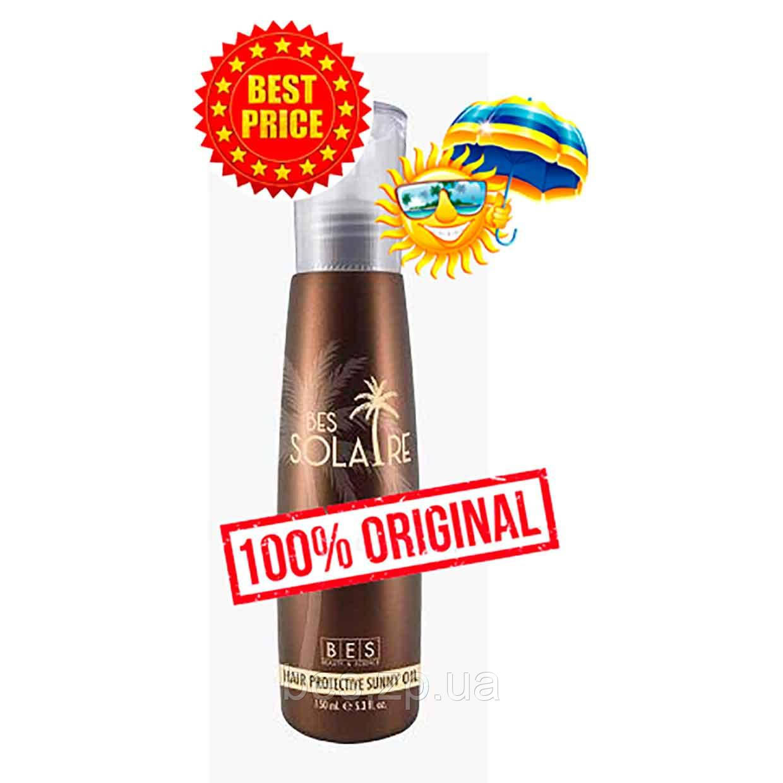 BES масло для защиты волос от солнца