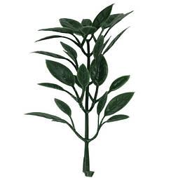 Добавка самшит зеленый 7,5 см  (100 шт. в уп.)