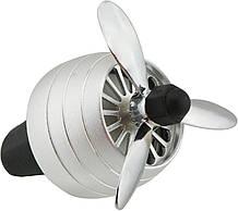 Автомобільний ароматизатор - пропелер CFK-03-A пропелер Silver Ароматизатор в Україні
