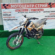 Мотоцикл GEON X-ROAD light 200, фото 2